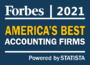 SVA named by Forbes as America's Best Accounting Firms 2021