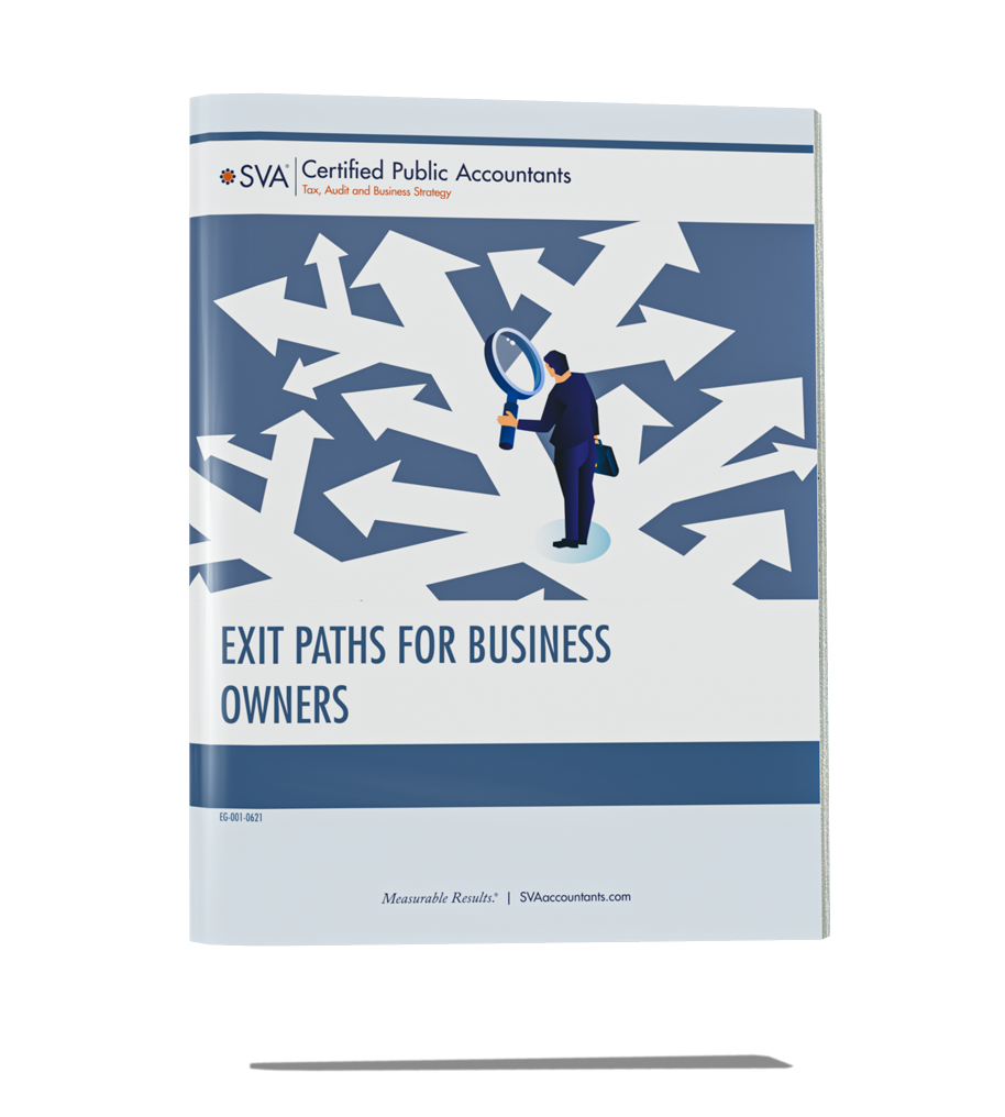 Exit Paths for Business Owners Ebook